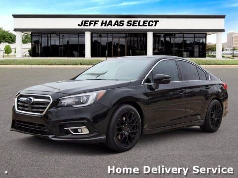 2019 Subaru Legacy for sale at JEFF HAAS MAZDA in Houston TX