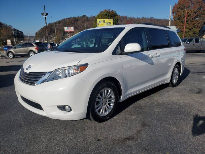 2011 Toyota Sienna for sale at MCMANUS AUTO SALES in Knoxville TN
