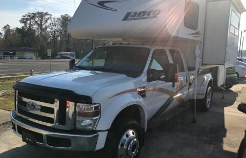 2008 Ford F-450 Super Duty for sale at Moye's Auto Sales Inc. in Leesburg FL