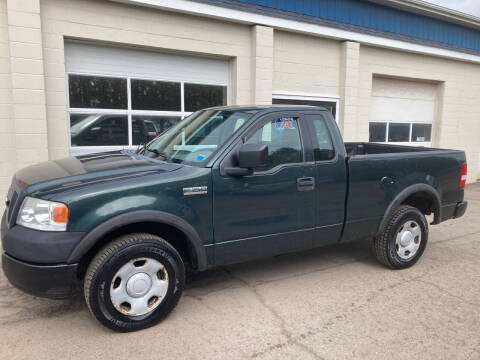 2005 Ford F-150 for sale at Ogden Auto Sales LLC in Spencerport NY