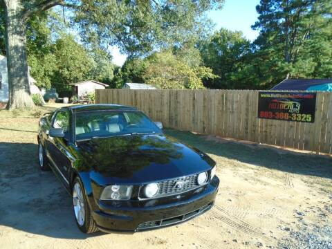 2006 Ford Mustang for sale at Hot Deals Auto LLC in Rock Hill SC