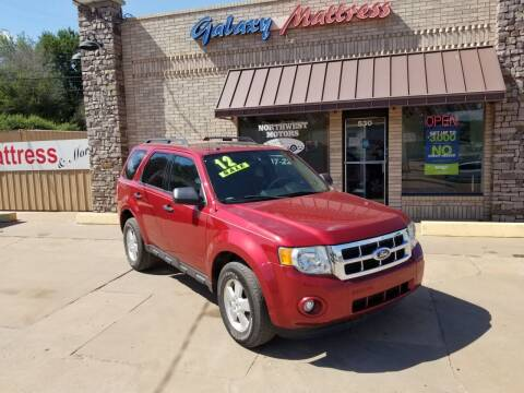 2012 Ford Escape for sale at NORTHWEST MOTORS in Enid OK