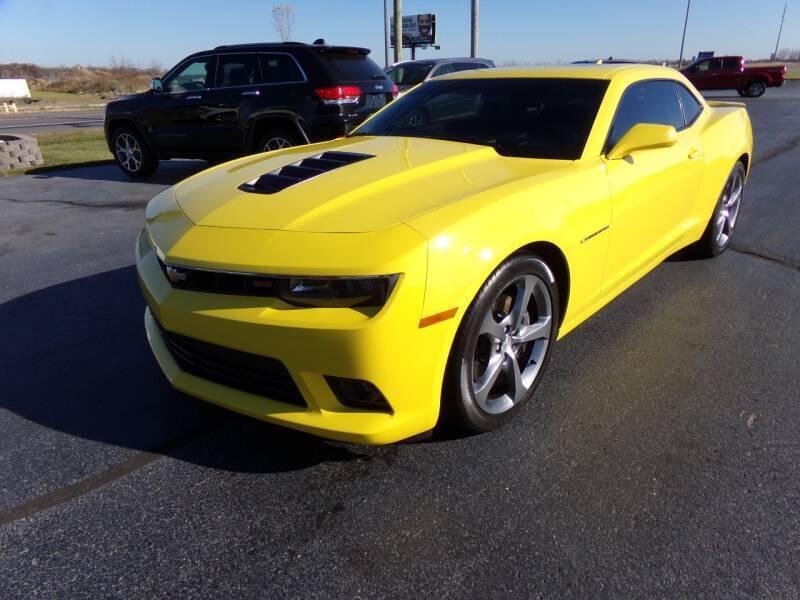 2014 Chevrolet Camaro for sale at Westpark Auto in Lagrange IN