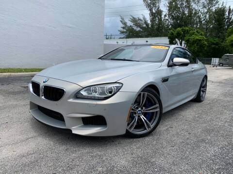 2013 BMW M6 for sale at Best Price Car Dealer in Hallandale Beach FL