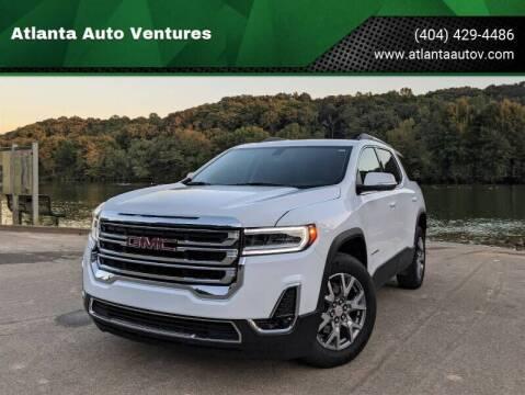 2020 GMC Acadia for sale at Atlanta Auto Ventures in Roswell GA