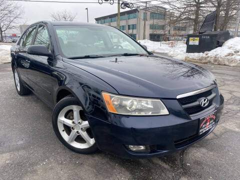 2006 Hyundai Sonata for sale at JerseyMotorsInc.com in Teterboro NJ