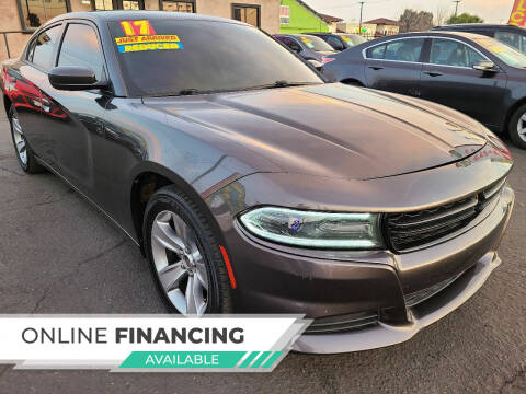 2017 Dodge Charger for sale at Super Cars Sales Inc #1 in Oakdale CA