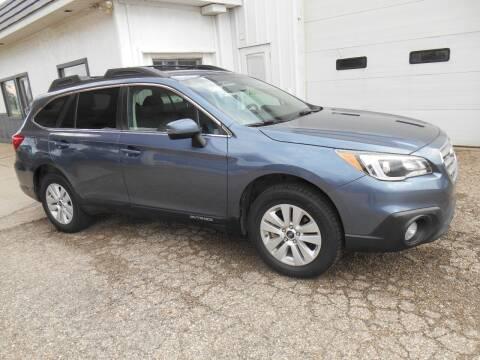 2017 Subaru Outback for sale at Unity Motors LLC in Jenison MI