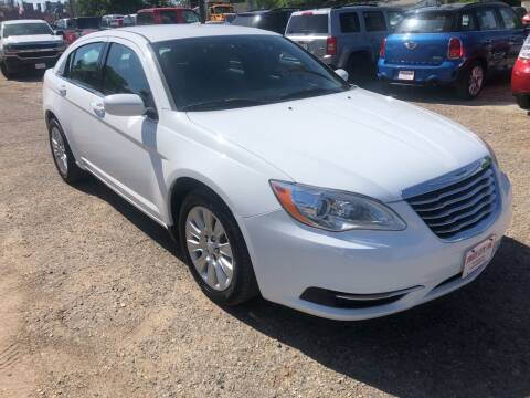 2013 Chrysler 200 for sale at Truck City Inc in Des Moines IA