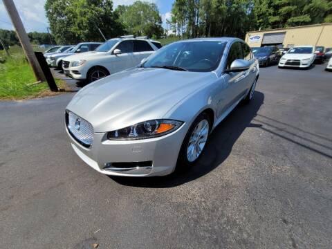 2013 Jaguar XF for sale at GEORGIA AUTO DEALER, LLC in Buford GA