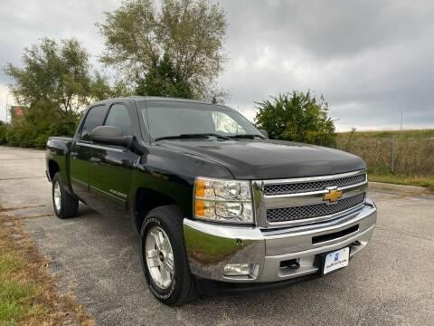 2013 Chevrolet Silverado 1500 for sale at Xtreme Auto Mart LLC in Kansas City MO