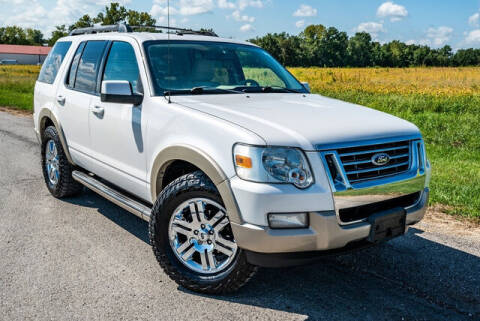2010 Ford Explorer for sale at Fruendly Auto Source in Moscow Mills MO
