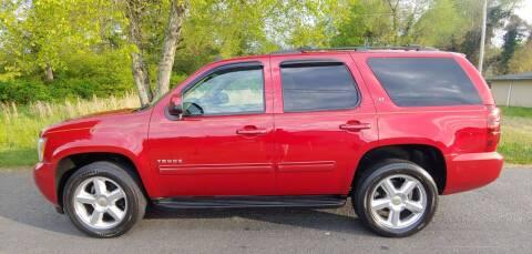 2013 Chevrolet Tahoe for sale at R & D Auto Sales Inc. in Lexington NC