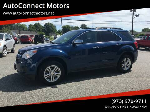 2010 Chevrolet Equinox for sale at AutoConnect Motors in Kenvil NJ