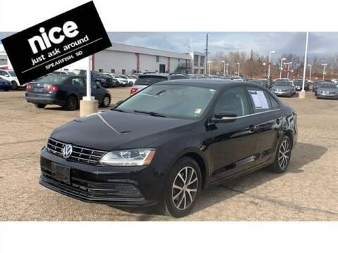 2018 Volkswagen Jetta for sale at PRESTIGE AUTO SALES in Spearfish SD