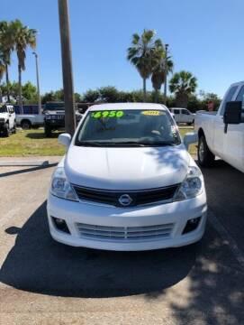 2011 Nissan Versa for sale at DAN'S DEALS ON WHEELS in Davie FL