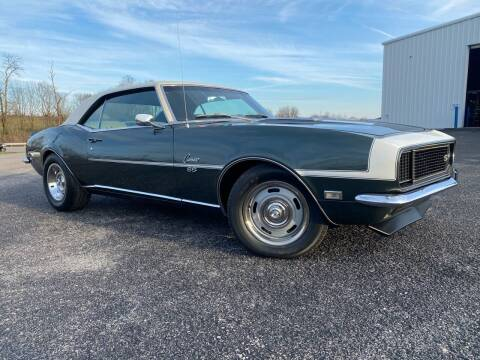 1968 Chevrolet Camaro for sale at Auto Martt, LLC in Harrodsburg KY