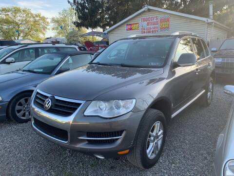 2008 Volkswagen Touareg 2 for sale at Trocci's Auto Sales in West Pittsburg PA
