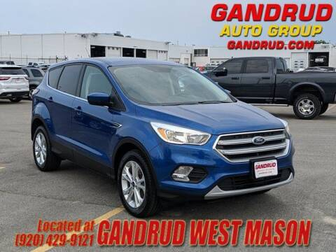 2017 Ford Escape for sale at GANDRUD CHEVROLET in Green Bay WI
