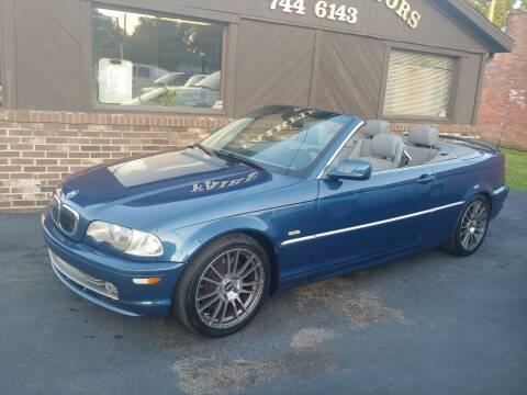 2003 BMW 3 Series for sale at Fairfield Motors in Fort Wayne IN