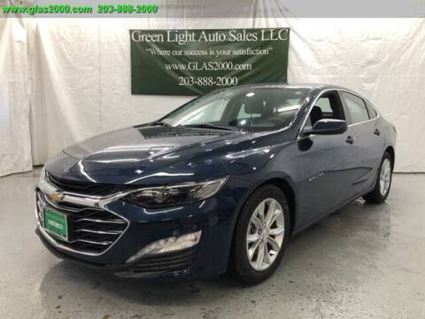2020 Chevrolet Malibu for sale at Green Light Auto Sales LLC in Bethany CT