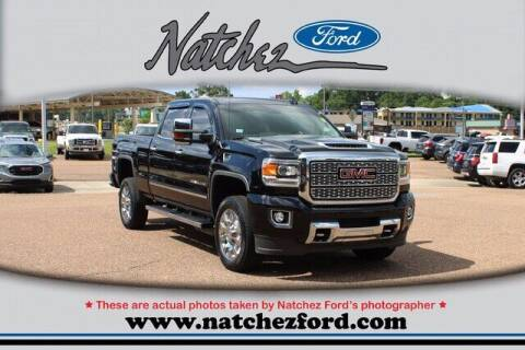 2018 GMC Sierra 2500HD for sale at Auto Group South - Natchez Ford Lincoln in Natchez MS