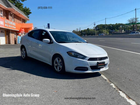 2015 Dodge Dart for sale at Bloomingdale Auto Group - The Car House in Butler NJ