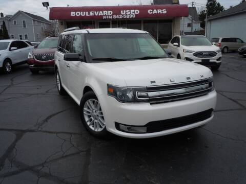 2015 Ford Flex for sale at Boulevard Used Cars in Grand Haven MI