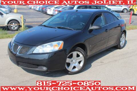 2009 Pontiac G6 for sale at Your Choice Autos - Joliet in Joliet IL