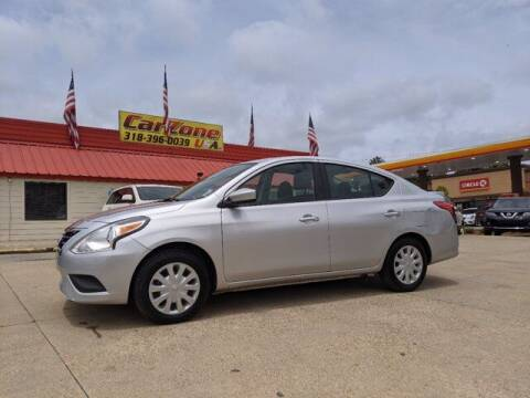 2018 Nissan Versa for sale at CarZoneUSA in West Monroe LA