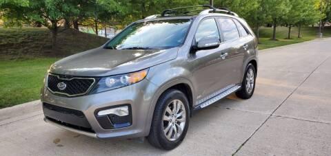 2013 Kia Sorento for sale at Western Star Auto Sales in Chicago IL