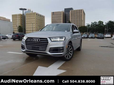 2018 Audi Q7 for sale at Metairie Preowned Superstore in Metairie LA