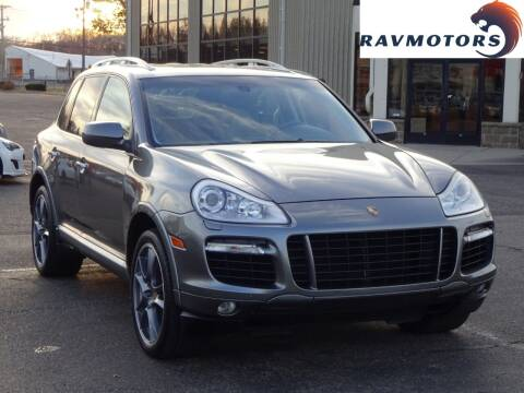 2009 Porsche Cayenne for sale at RAVMOTORS 2 in Crystal MN