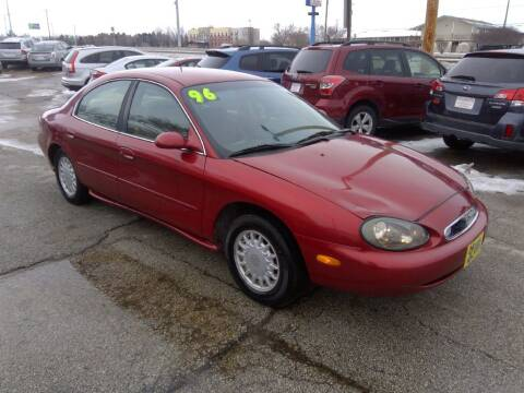 1996 Mercury Sable for sale at Regency Motors Inc in Davenport IA
