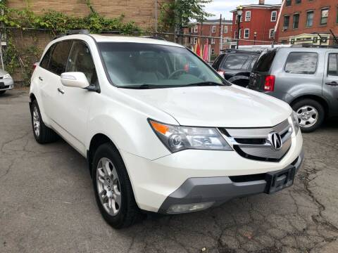 2009 Acura MDX for sale at James Motor Cars in Hartford CT