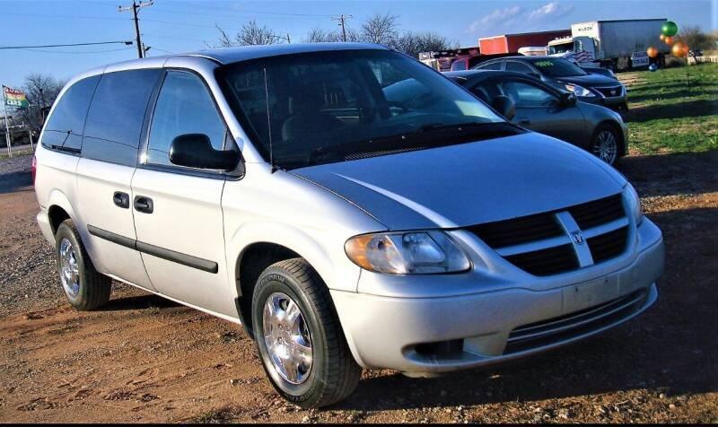 2006 Dodge Grand Caravan SE 4dr Extended Mini-Van - Wichita Falls TX