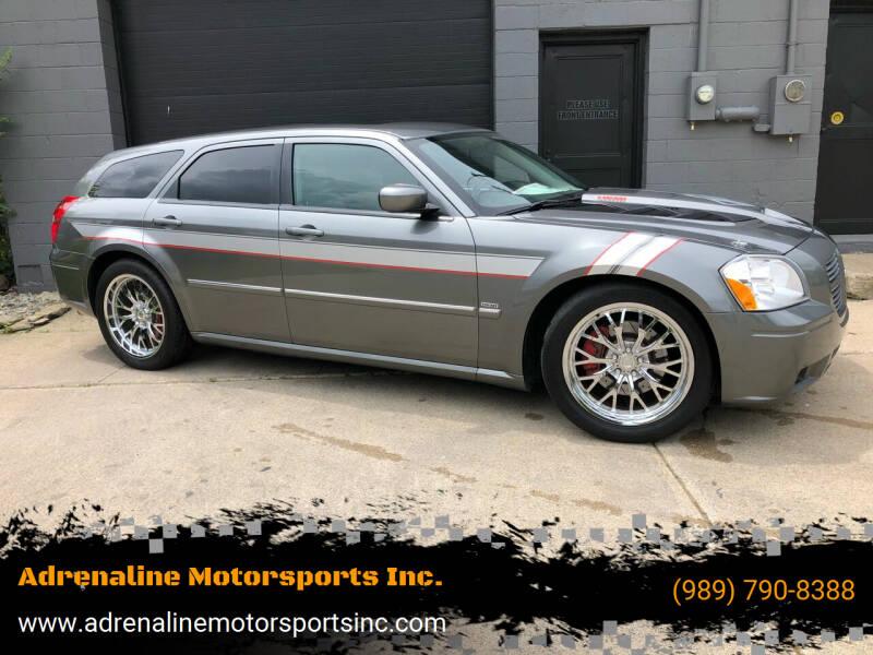 2005 Dodge Magnum for sale at Adrenaline Motorsports Inc. in Saginaw MI
