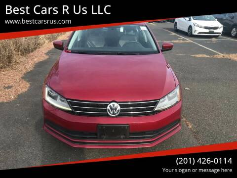 2017 Volkswagen Jetta for sale at Best Cars R Us LLC in Irvington NJ