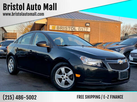 2014 Chevrolet Cruze for sale at Bristol Auto Mall in Levittown PA
