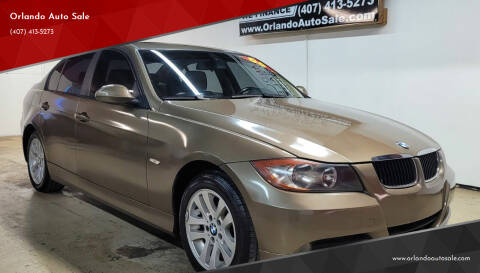 2006 BMW 3 Series for sale at Orlando Auto Sale in Orlando FL