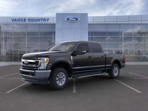 2021 Ford F-250 Super Duty for sale at Vance Fleet Services in Guthrie OK