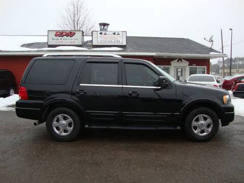 2006 Ford Expedition for sale at G and G AUTO SALES in Merrill WI