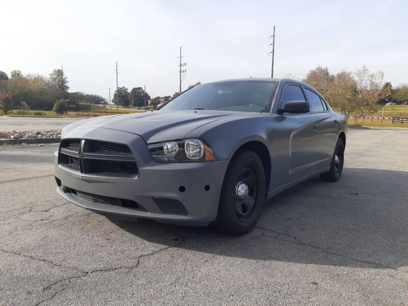 2014 Dodge Charger for sale at PENDERGRASS PUBLIC AUTO AUCTION in Pendergrass GA