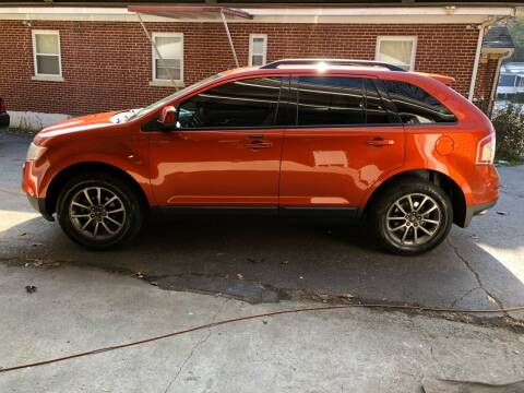 2008 Ford Edge for sale at CHRIS AUTO SALES in Cincinnati OH