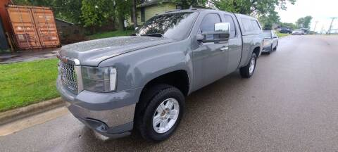 2007 GMC Sierra 1500 for sale at Steve's Auto Sales in Madison WI