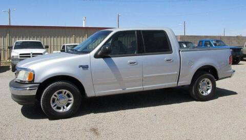 2003 Ford F-150 for sale at The Auto Shop in Alamogordo NM
