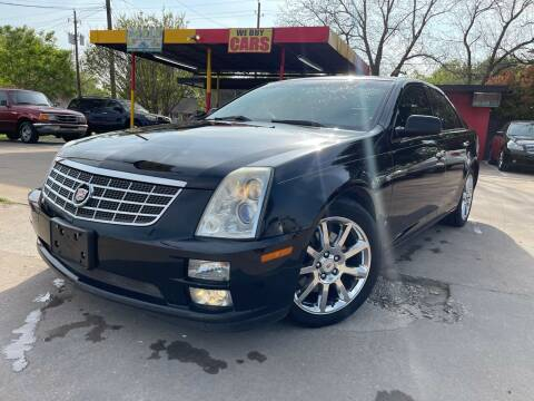 2007 Cadillac STS for sale at Cash Car Outlet in Mckinney TX