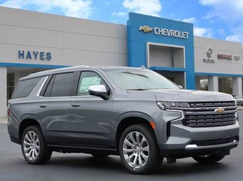 2021 Chevrolet Tahoe for sale at HAYES CHEVROLET Buick GMC Cadillac Inc in Alto GA
