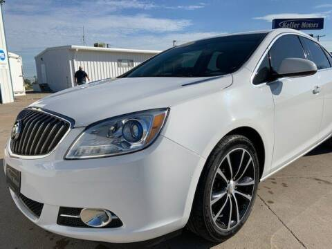 2017 Buick Verano for sale at Keller Motors in Palco KS
