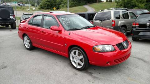 2004 Nissan Sentra for sale at DISCOUNT AUTO SALES in Johnson City TN